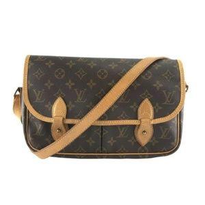 Sac Gibeciere Messenger Style Cross Body Bag